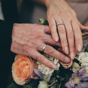 Mogen trouwringen van elkaar verschillen?